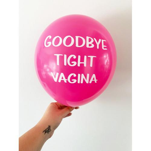 Goodbye Tight Vagina