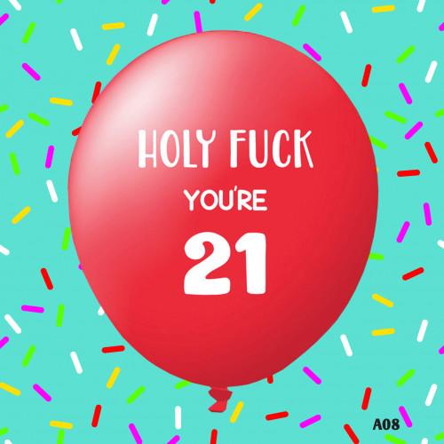 Twenty-One - RED