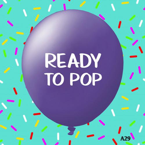 Ready To Pop