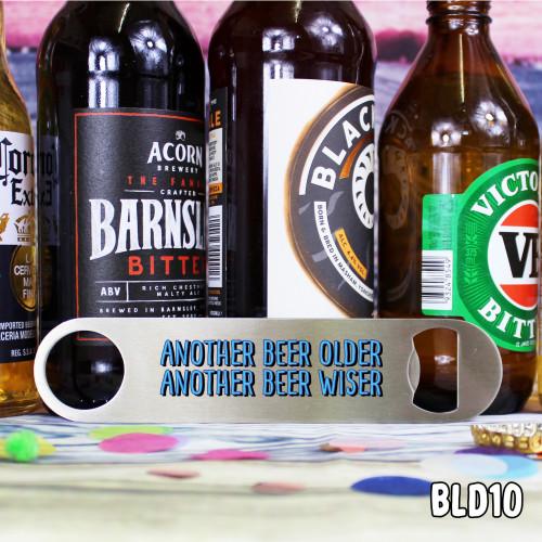 Beer Older Bar Blade