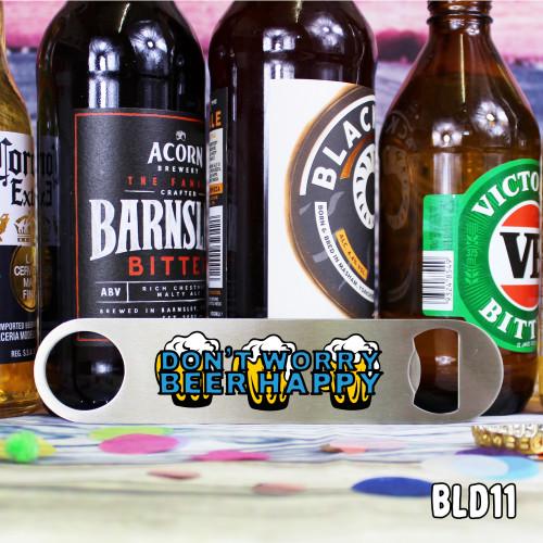 Beer Happy Bar Blade