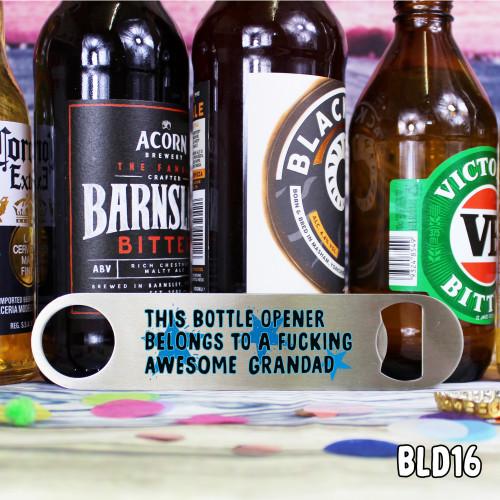 Awesome Grandad Bar Blade