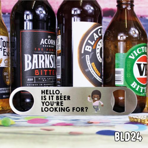 Is it Beer Bar Blade
