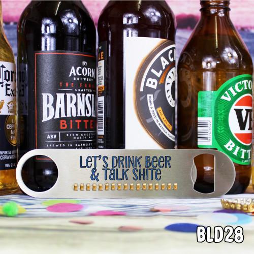 Drink Beer Bar Blade