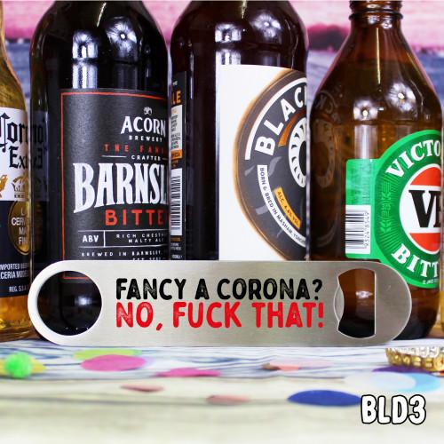 Fancy a Corona Bar Blade