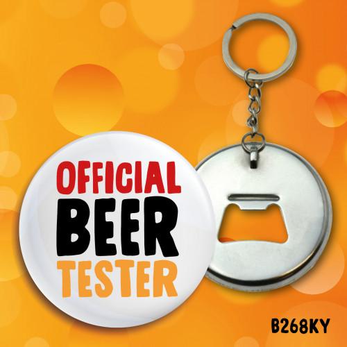 Beer Tester Bottle Opener