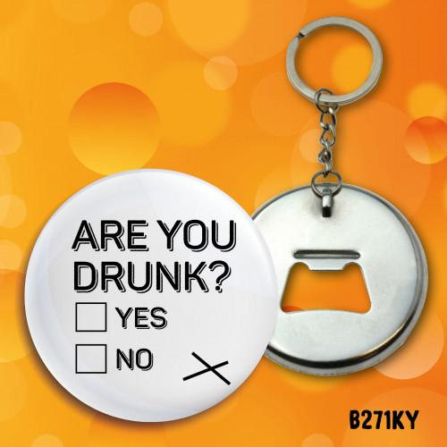 Drunk Bottle Opener