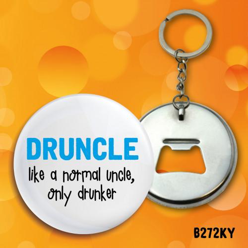 Druncle Bottle Opener
