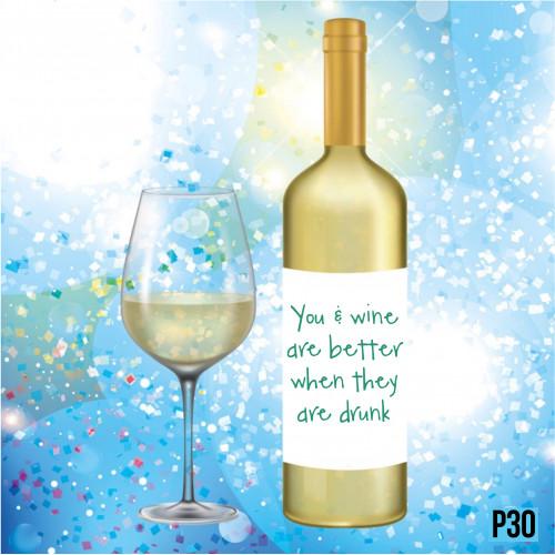 Better Drunk