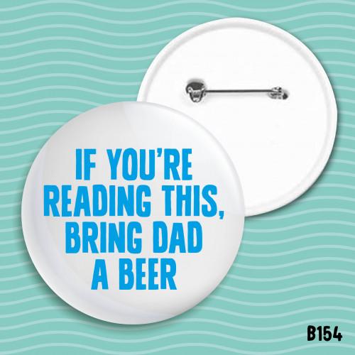 Bring Beer Badge