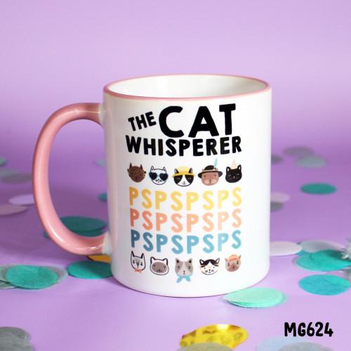 Cat Whisperer Mug