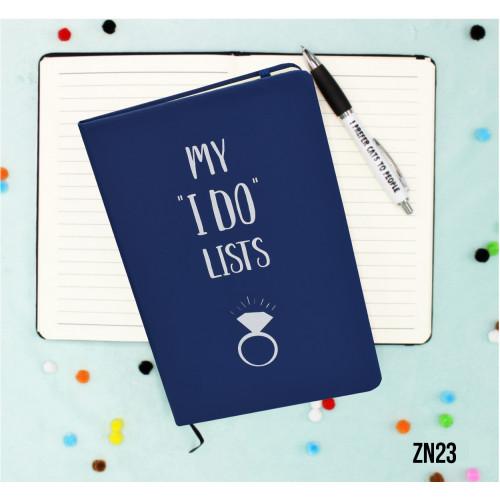 I Do Lists