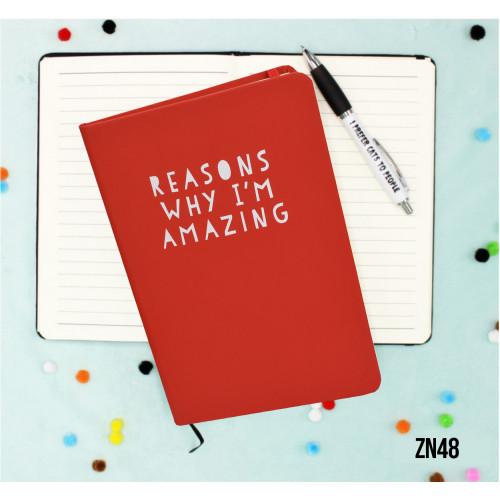 Reasons Amazing