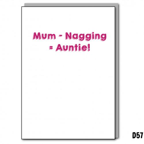 Mum - Nagging