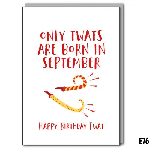 September Twat