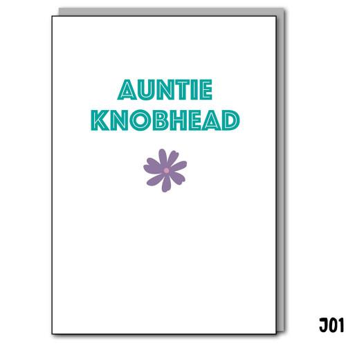 Auntie Knobhead