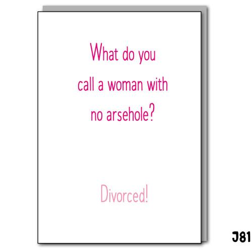 Woman Arsehole
