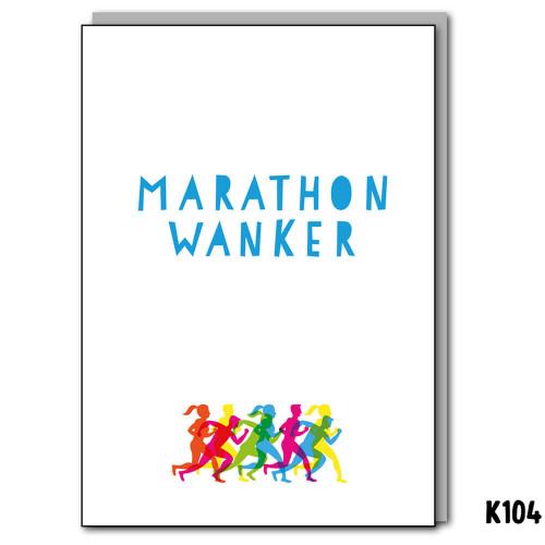 Marathon Wanker