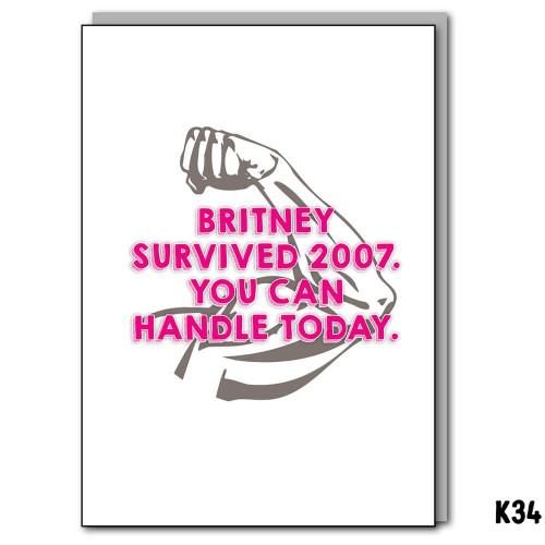 Britney Survived