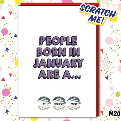 January Legend