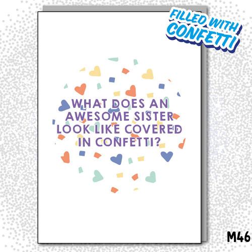 Sister Confetti