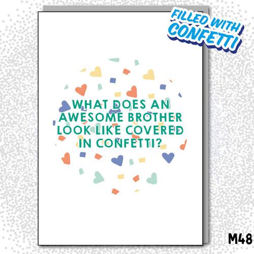 Brother Confetti