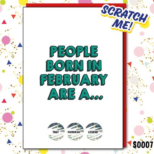 February Legend