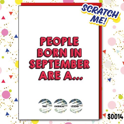 September Legend