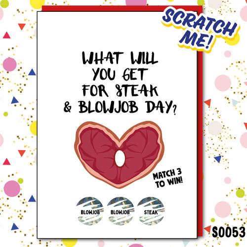Steak Scratch