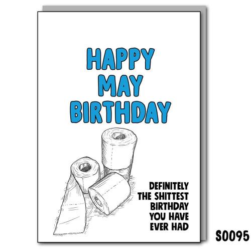 Shittest May Birthday