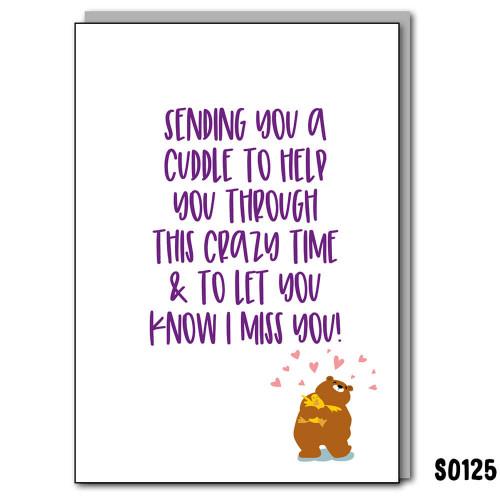Sending Cuddle