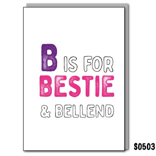 Bestie Bellend