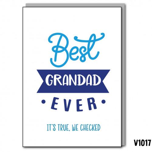 Best Grandad True