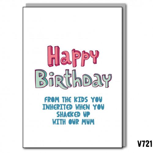 Birthday Inherited