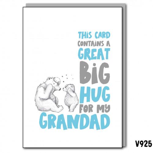 Big Hug Grandad