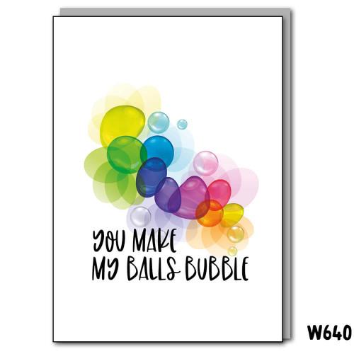 Balls Bubble