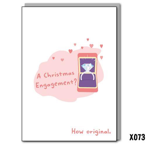 Christmas Engagement