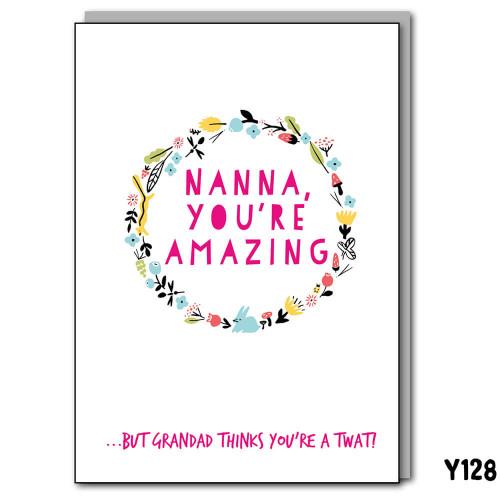 Amazing Nanna