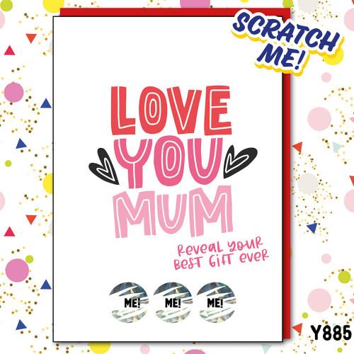 Best Gift Scratch Card