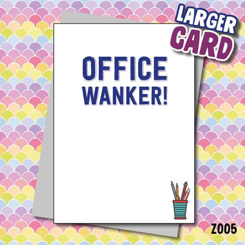 Office Wanker